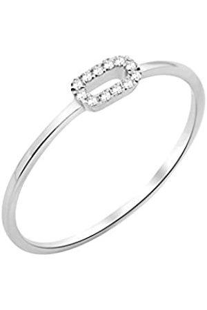Miore Damen Ring, Gelbgold, Diamant