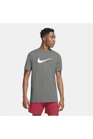 Nike Herren Shirts - Dri-FIT Trainings-T-Shirt mit Swoosh für Herren