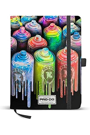 PRO-DG Diary 13x21 cm Colors Handtaschenhalter