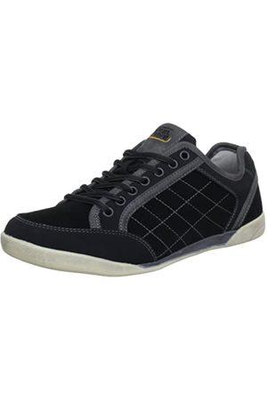Camel Active Herren Freeride 11 Sneaker, (Black/Grey)