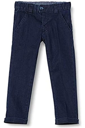 Brums Baby-Jungen Pantalone Denim Stretch Raw