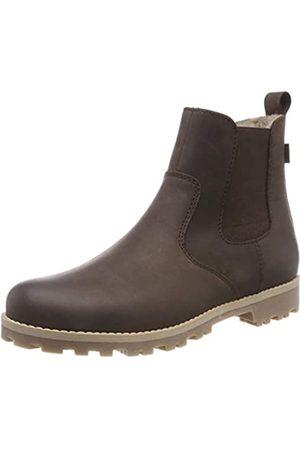Froddo Unisex-Kinder Kids Ankle Boots G3160089-2 Schneestiefel, (Dark Brown I59)