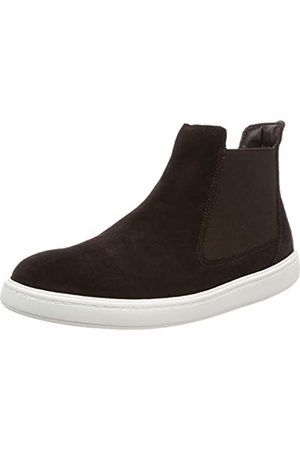 Clarks Jungen StreetChelseaY Chelsea Boots, (Brown Suede)