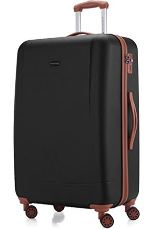 Hauptstadtkoffer Wannsee - Hartschalenkoffer Koffer Trolley Rollkoffer Reisekoffer, TSA, 77 cm