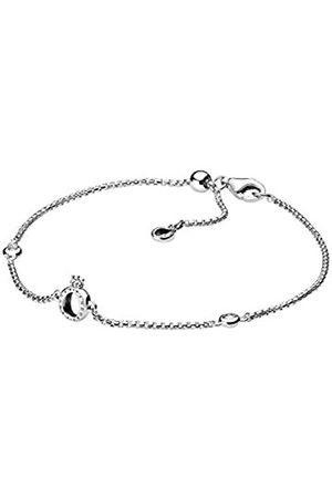 PANDORA Damen-Charm-Armbänder 925_Sterling_Silber 598276CZ-20