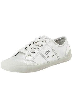 TBS Damen Opiace Sneaker, (Argent W7161)