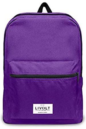 Livolt Unisex-Erwachsene Royal Purple Rucksack