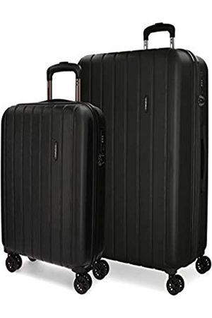 MOVOM Wood Koffer, Set mit 2 Koffern