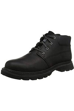 Cat Footwear Herren Tribute Chukka Boots, (Black Brown)