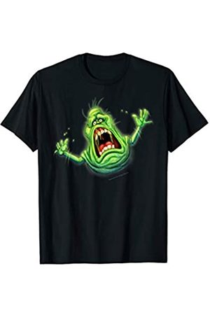 Ghostbusters Slimer Screaming Portrait T-Shirt