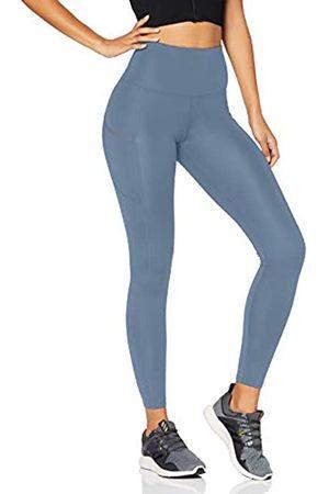 AURIQUE Amazon-Marke: Damen Lauf-Leggings mit hohem Bund, 40