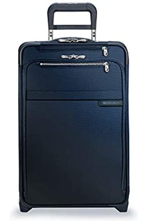 Briggs & Riley Baseline Limited Edition Domestic Carry-On Expandable Upright, 56cm, 55.5 litres, Navy Koffer, 56 cm