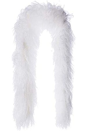 Snugrugs Damen Schals - Damen Luxury Mongolian Sheepskin Scarf Schal
