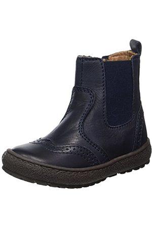 Bisgaard Unisex-Kinder Stiefelette Chelsea Boots, (600 Blue)