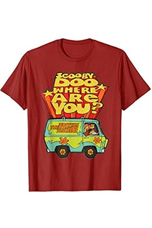 Scooby-Doo Where Are You Mystery Machine T-Shirt