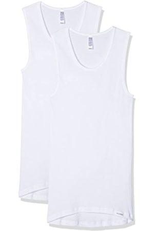 Palmers Herren Doppelripp Tank ärmellos Doppelpack Unterhemd