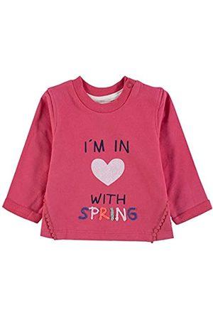 TOM TAILOR Mädchen Strick & Sweatshirts Sweatshirt mit Pom-Poms 