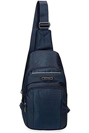 MOVOM Clark Umhängetasche 34 centimeters 5.57 (Azul)
