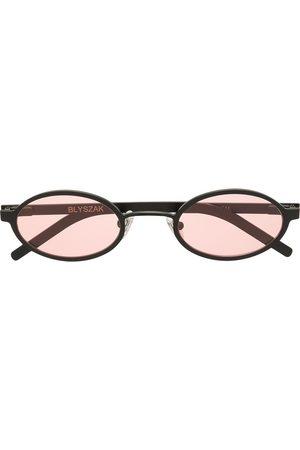 Off-Duty X Blyszak 'Signature' Sonnenbrille