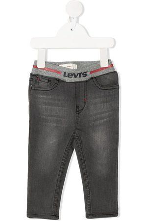Levi's Skinny-Jeans mit geripptem Bund
