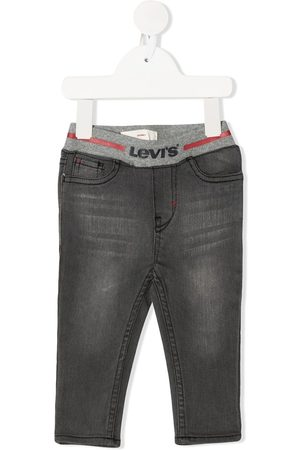Levi's Skinny - Skinny-Jeans mit geripptem Bund