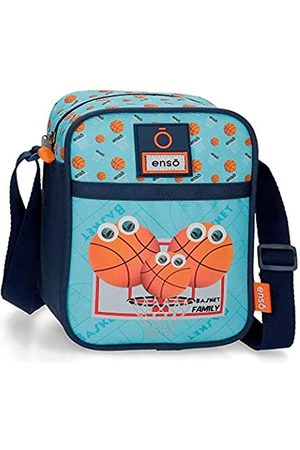 Enso Schultertasche Basket Family