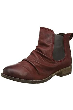Josef Seibel Damen Sienna 59 Stiefel Red (Bordeaux) 38 EU