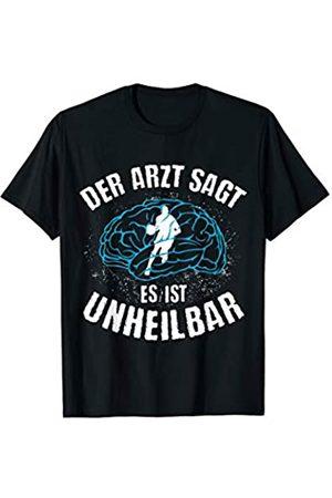 Coole Basketball Korbball Geschenke Mädchen Jungen Lustiges Basketball Geschenk Der Arzt sagt es ist unheilbar T-Shirt