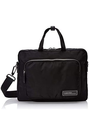 Calvin Klein Herren Primary Slim Laptop Bag Schultertasche