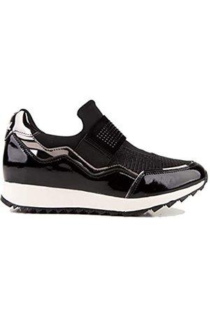 D.franklin Damen Sneakers rockslide Sneaker