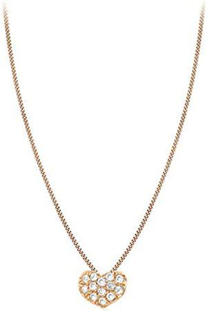 Carissima Gold Damen - Anhänger 9 k (375) Rundschliff Diamant 2.45.9314