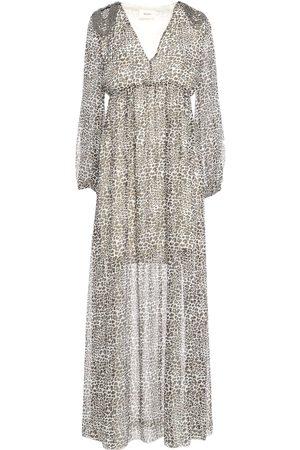 VICOLO Damen Kleider - KLEIDER - Lange Kleider