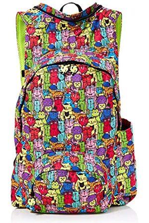 Morikukko Unisex-Erwachsene Hooded Backpack Basic Rucksack