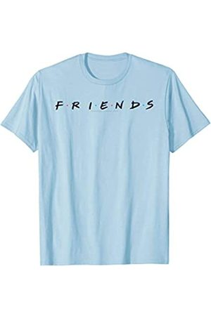 Friends Logo Black T-Shirt