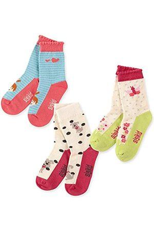 sigikid Baby Mini - Mächen und Jungen Sockenset mit kindlichen Mustern/Motiven, 3er-Pack