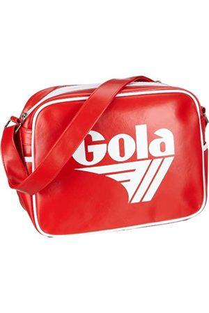 Gola Redford CUB901 Unisex - Erwachsene Henkeltaschen, (Red/White)