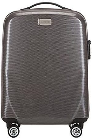 Wittchen Trolley Bordgepäck Handgepäck Material Polycarbonat Gewicht 2.3 kg 32L 4 Lenkrollen Zahlenschloss Hartschalen Gummigriffe Farbe