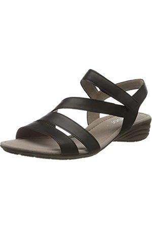 Gabor Shoes Damen Casual Riemchensandalen, ( 27)