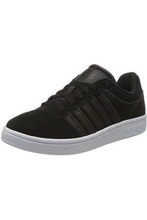 K-Swiss Damen Court CHESWICK SPSDE Sneaker, (Black/Black/White 044)
