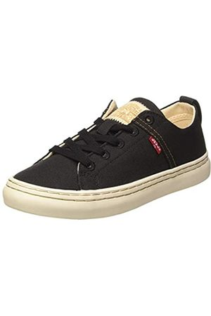 Levi's Damen Global Vulca-Low_s Sneaker, (Regular Black 59)