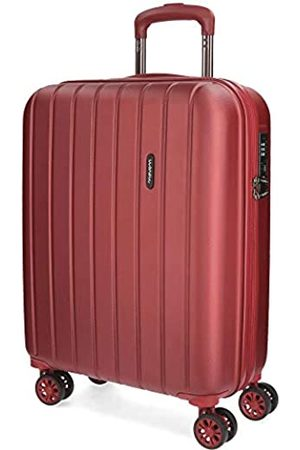 MOVOM Wood Koffer, Erweiterbarer Kabinenkoffer