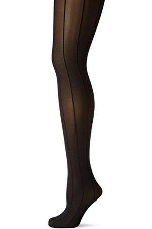 Kunert Damen Strumpfhose Claudia Schiffer Legs, Streifen, 3402.4