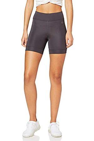 AURIQUE Amazon-Marke: Damen Sport Shorts Side Stripe Cycling, 42