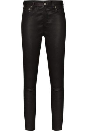 Polo Ralph Lauren Damen Slim & Skinny Hosen - Klassische Skinny-Lederhose
