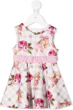 MONNALISA Kleid mit Teddy-Print