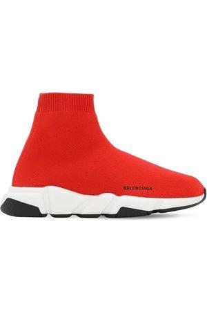 """Balenciaga Slip-on-sneakers Aus Strick """"speed"""""""