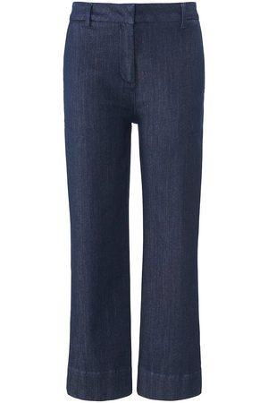 DAY.LIKE Damen Cropped - Wide Leg-Jeans denim