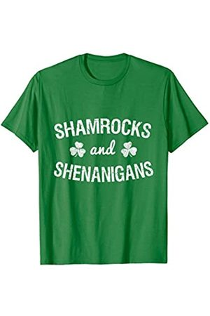 Flippin Sweet Gear Shamrocks and Shenanigans St. Patrick's T-Shirt