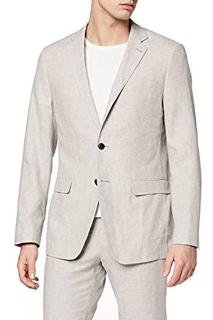 FIND Amazon-Marke: Herren Leinenblazer, 58