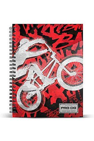 PRO-DG DIN A5 Notebook Backflip Handtaschenhalter